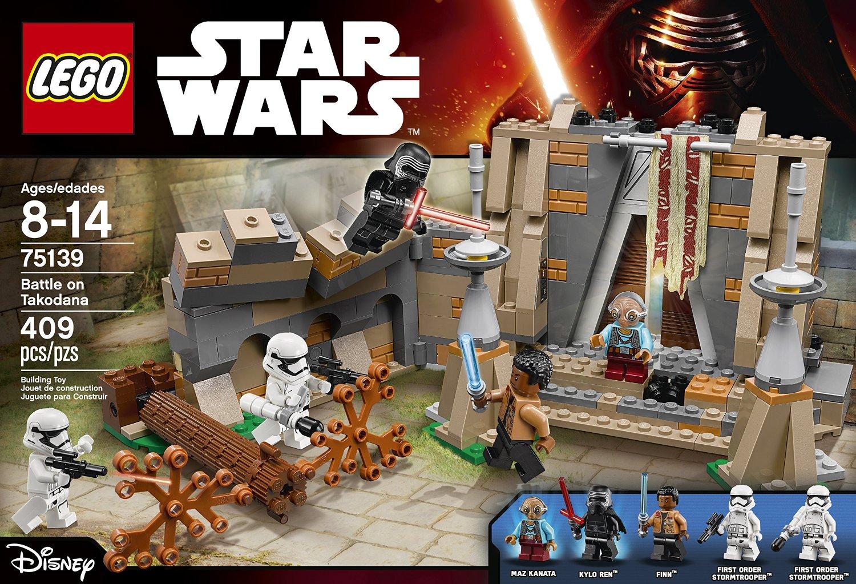 shopping for lego star wars battle on takodana 75139 building kit. Black Bedroom Furniture Sets. Home Design Ideas