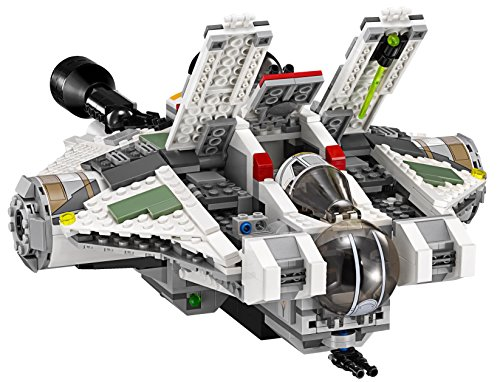 LEGO Star Wars 75053 The Ghost Building Toy Reviews
