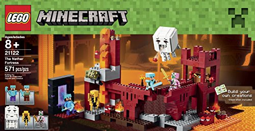 Shopping for LEGO Nether Fortress Minecraft 21122 Building Set? -