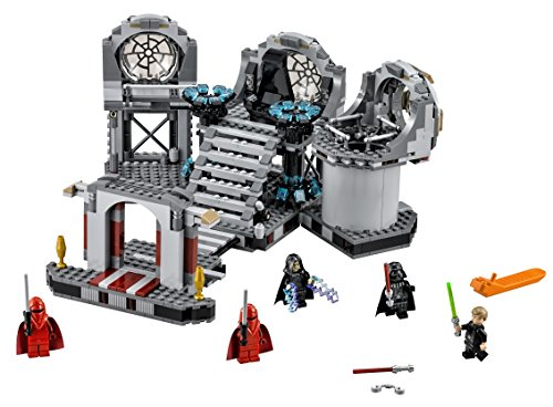 Shopping For Lego Star Wars Death Star Final Duel 75093 Building