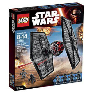 LEGO Star Wars First Order Special Forces TIE Fighter 75101 Building Kit