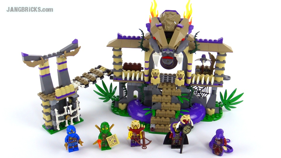 Shopping For Lego Ninjago Enter The Serpent Toy Building Kit