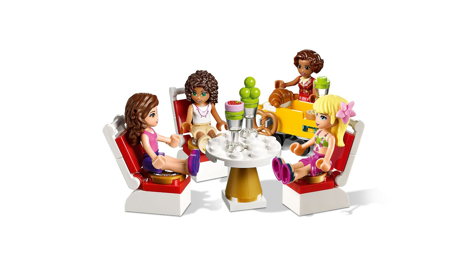 Shopping For Lego Friends 41106 Pop Star Tour Bus Building Kit