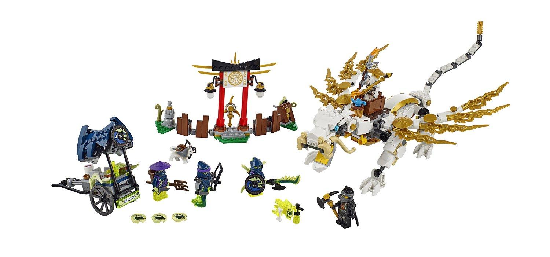 Shopping for lego ninjago 70734 master wu dragon ninja building kit - Dragon ninjago lego ...