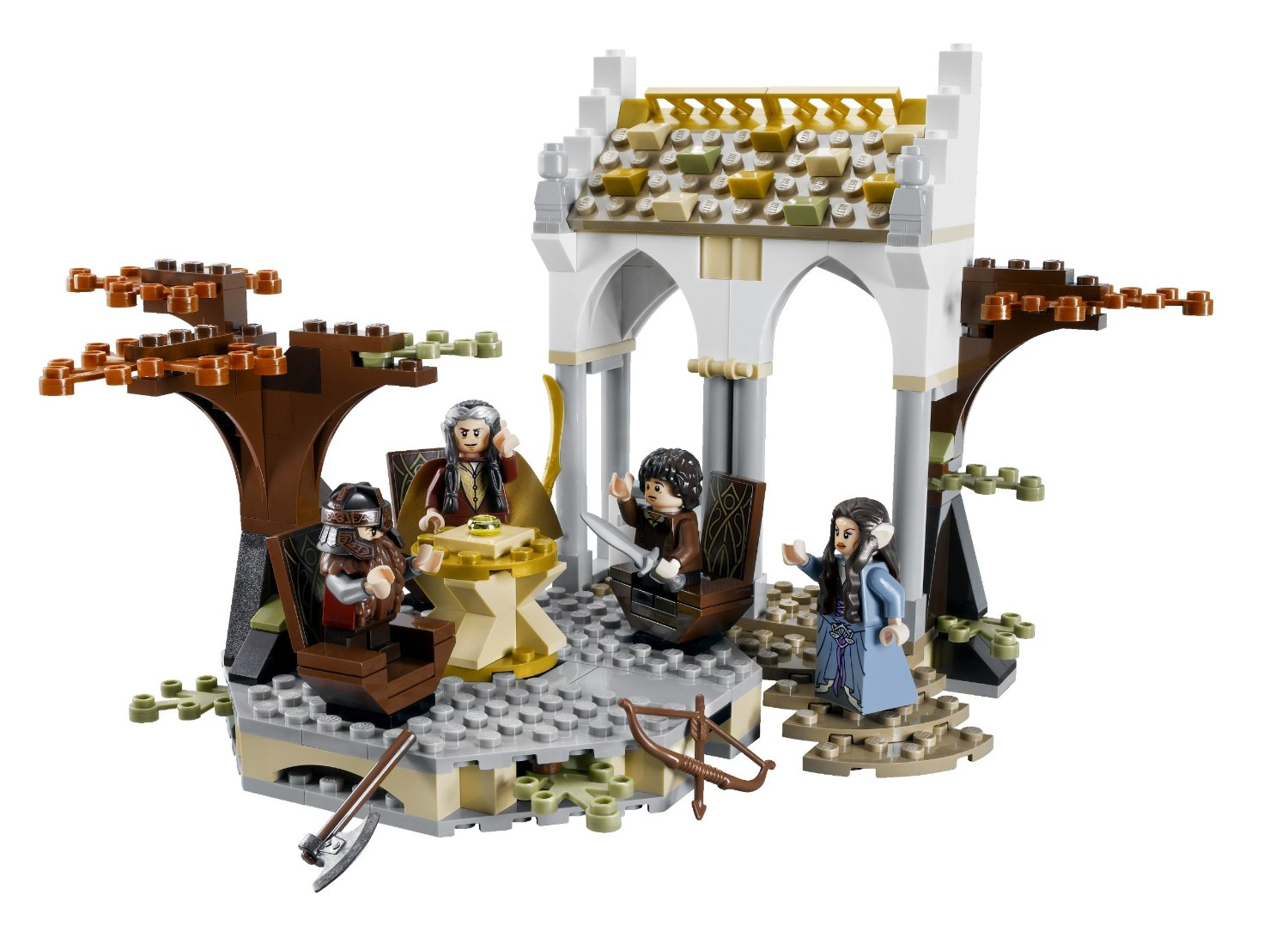 Lego Lord Of The Rings Shopping