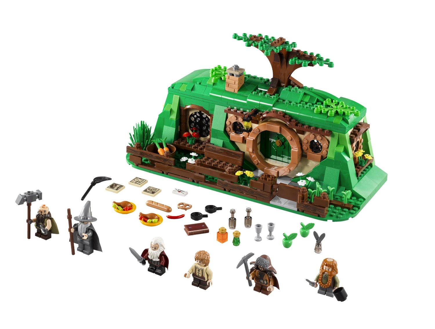 All Lego Toys : Shopping for lego the hobbit an unexpected gathering