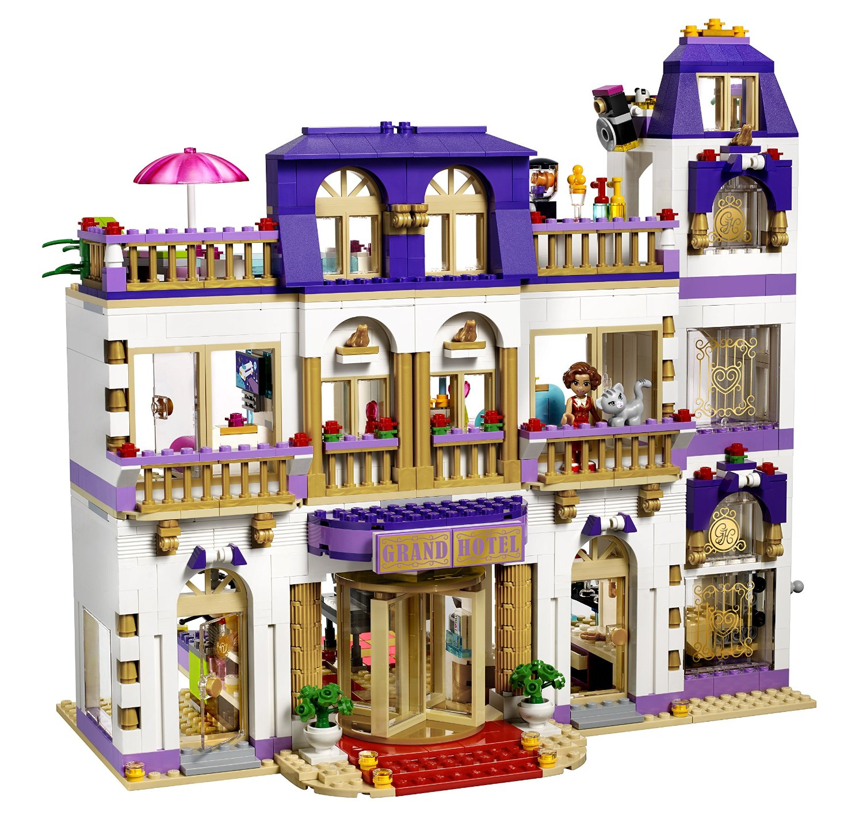 Shopping For Lego Friends 41101 Heartlake Grand Hotel Building Kit