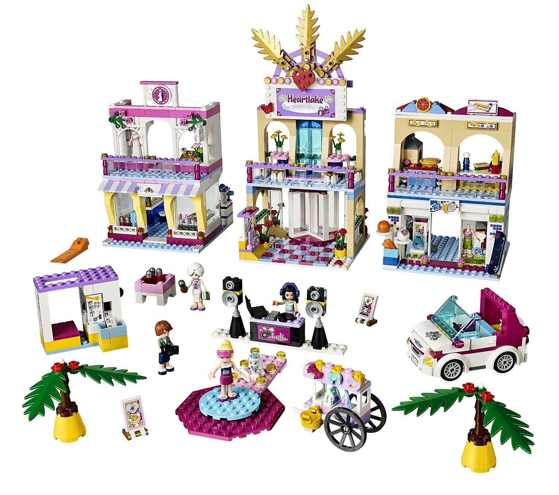Shopping For Lego Friends Heartlake Shopping Mall 41058 Building Set