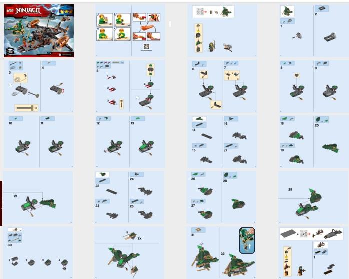 Shopping For Lego Ninjago Misfortunes Keep 70605 Building Kit