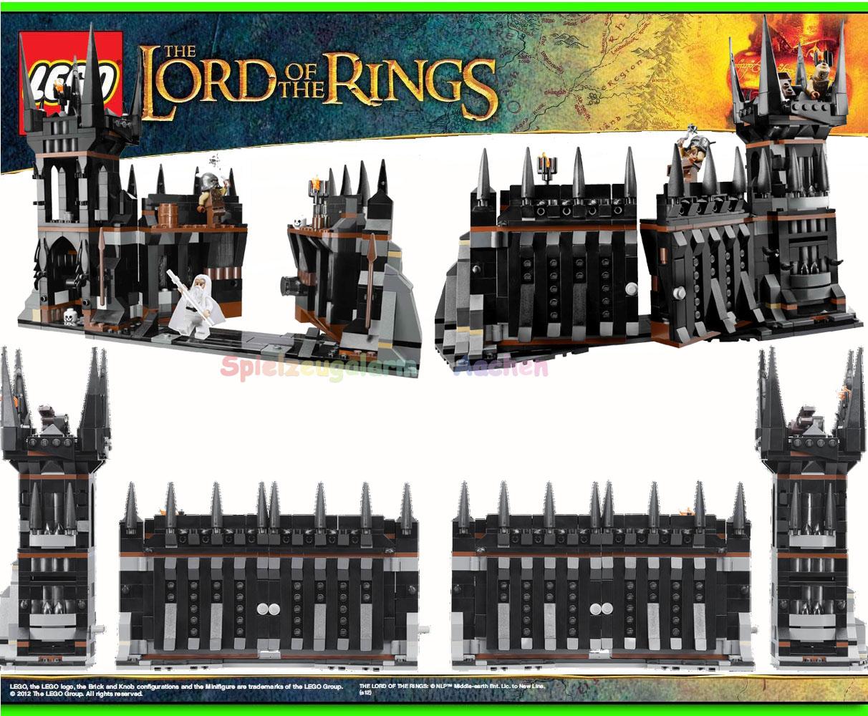 Shopping For Lego Lotr Battle At The Black Gate Building Set