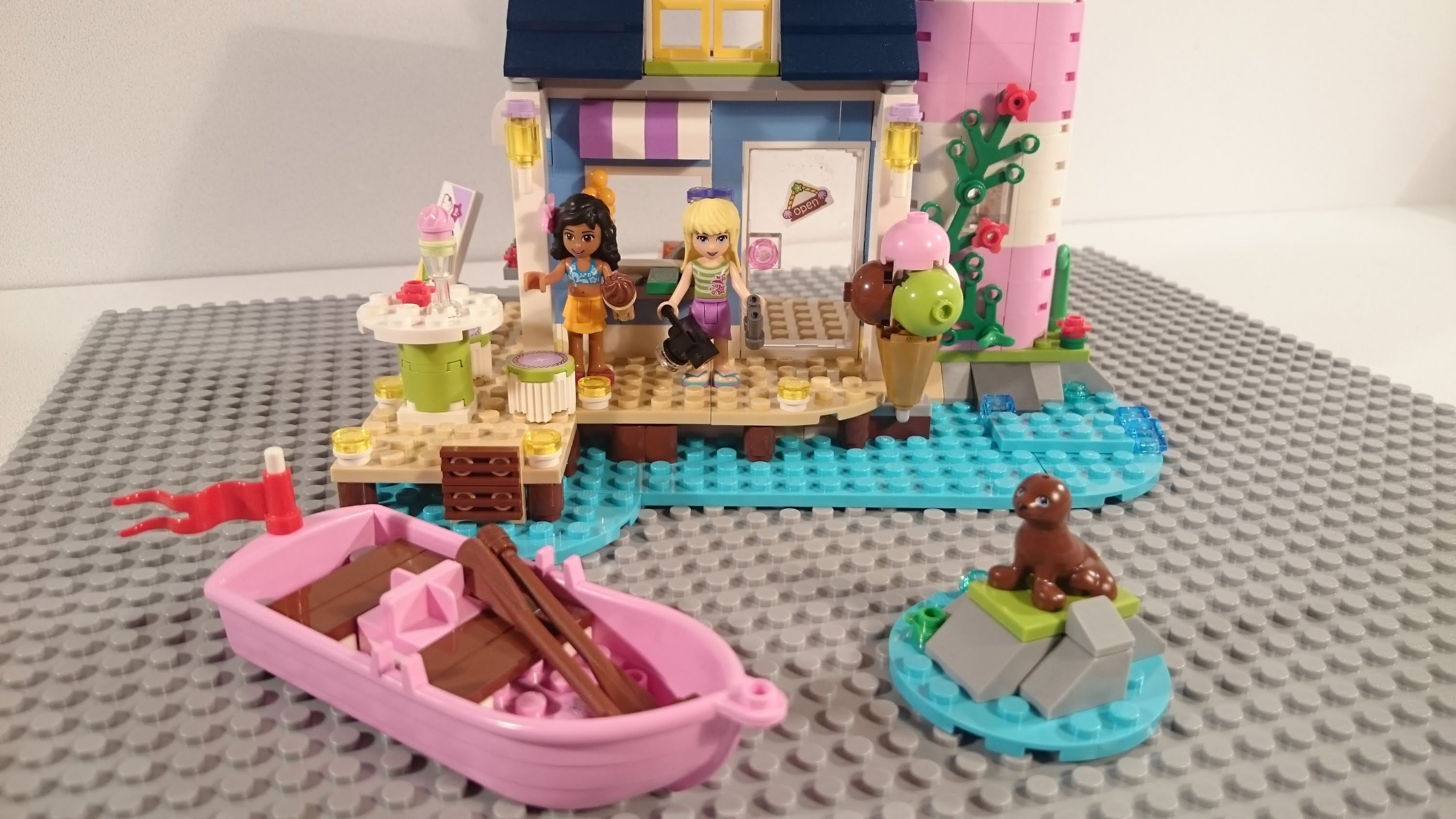 Shopping For Lego Friends 41094 Heartlake Lighthouse