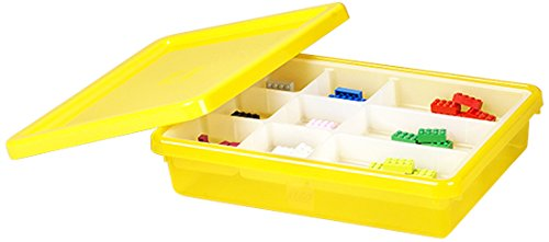 Shopping For Lego Storage Bin Medium Yellow