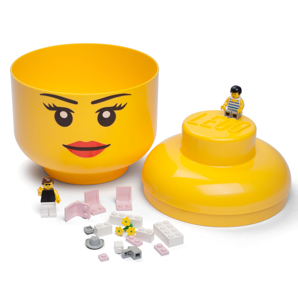 My Daughter Loves This Lego Storage It Is Great To See A Product Made With The Y Look But For S And 20 Price Couldn T Be Beat