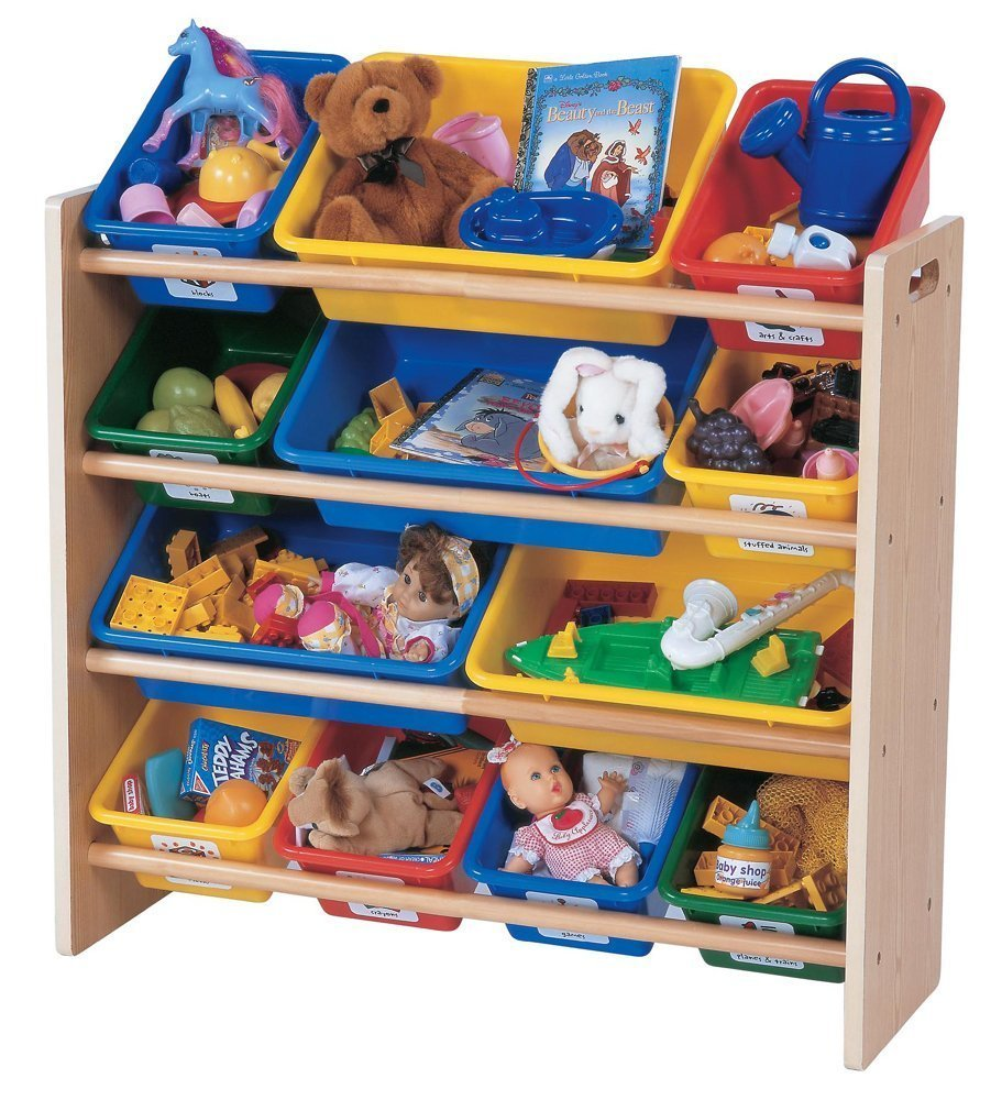 Check out information on The Tot Tutors Lego Organizer With Bins including links to instructional videos product and customer reviews u0026 how and where to ...  sc 1 st  Box4Blox & Shopping For Tot Tutors Kidsu0027 Toy Organizer With Storage Bins ...