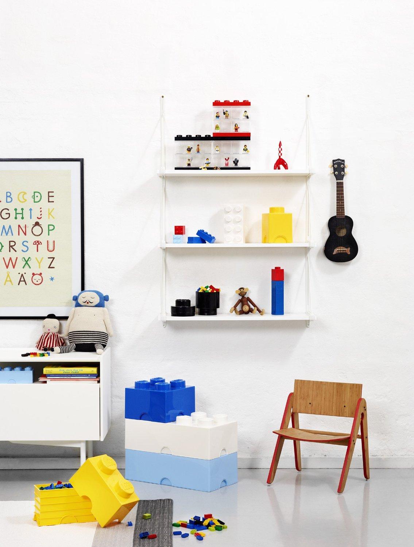 Shopping For Lego Storage Brick 8 Light Blue