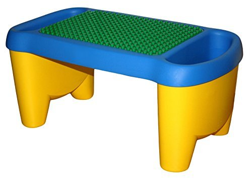 Shopping For LEGO Duplo 3125 Preschool Playtable Lap Table with ...
